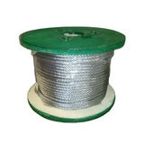 Galvanized Aircraft Cable 7x19
