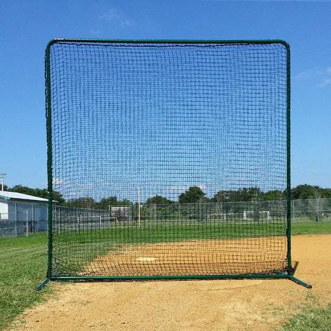 JFN Square Frame and Net Pitch Screen 10x10