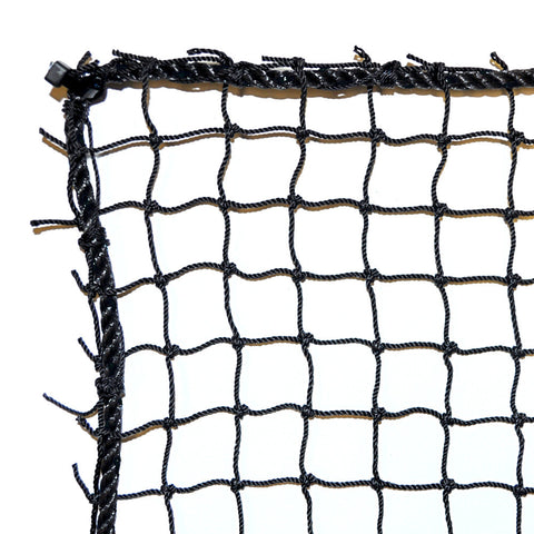 "Golf Standard Barrier Net #18 Nylon 7/8"" Mesh"