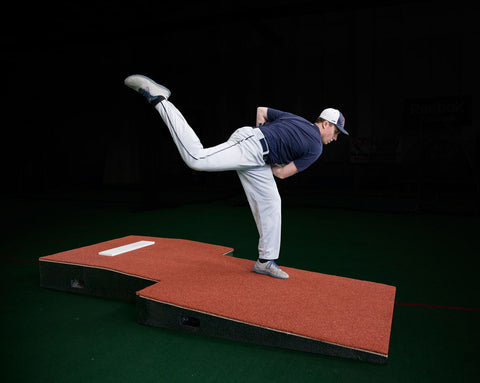 Professional 2-Piece Pitching Mound by ProMounds