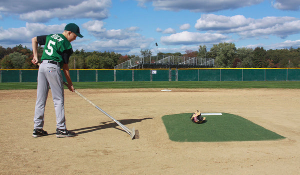 Major League Pitching Mound By Promounds Florida Net Company