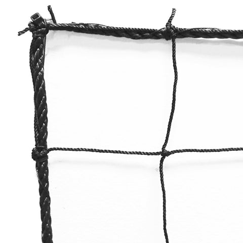 Soccer Backstop Net (Black)