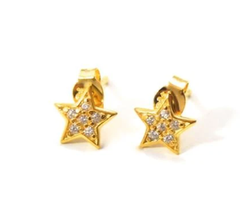 Starry Eyed Studs