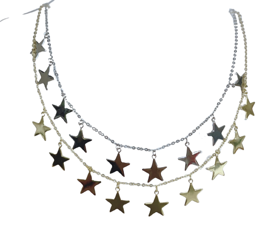 Dangling Star Necklace