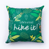 16×16 inch linen/cotton throw pillow cover