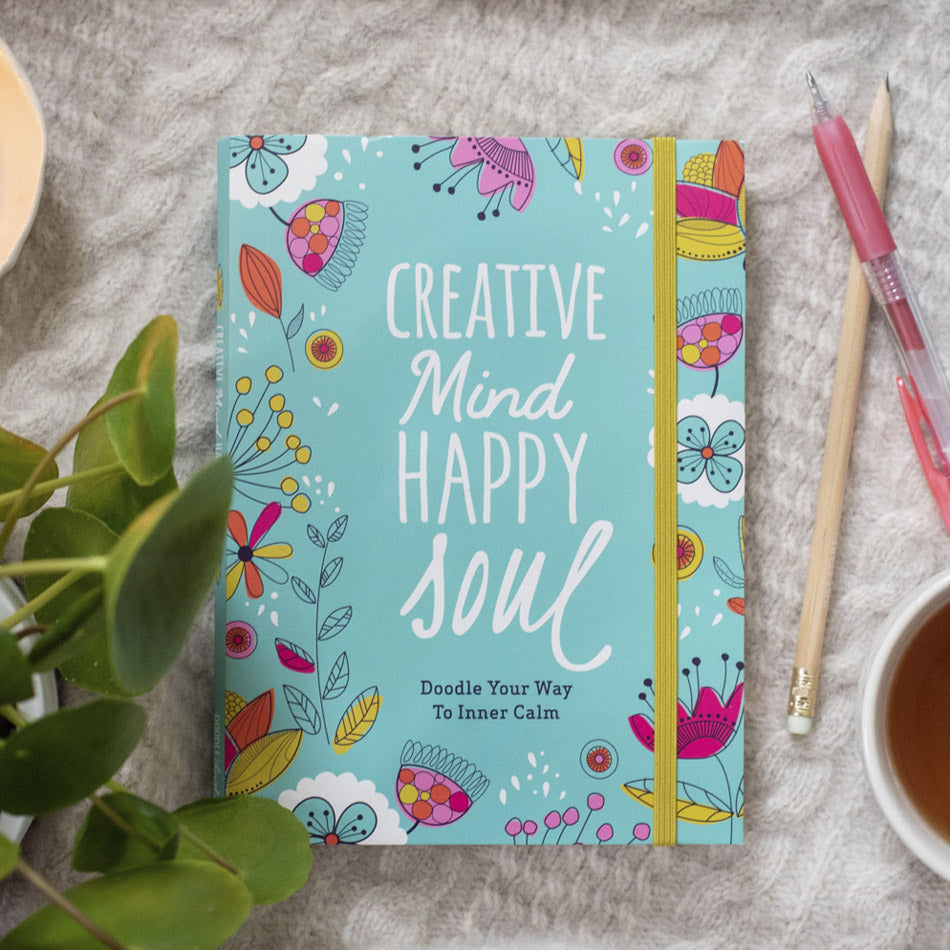 2nd Edition: Creative Mind Happy Soul Journal