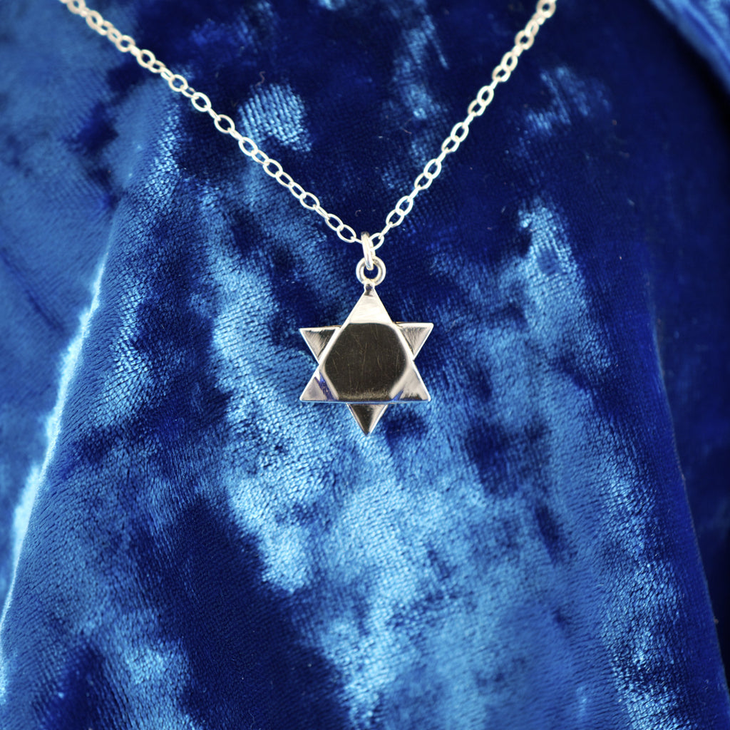 Magen Dovid (Star of David) Necklace