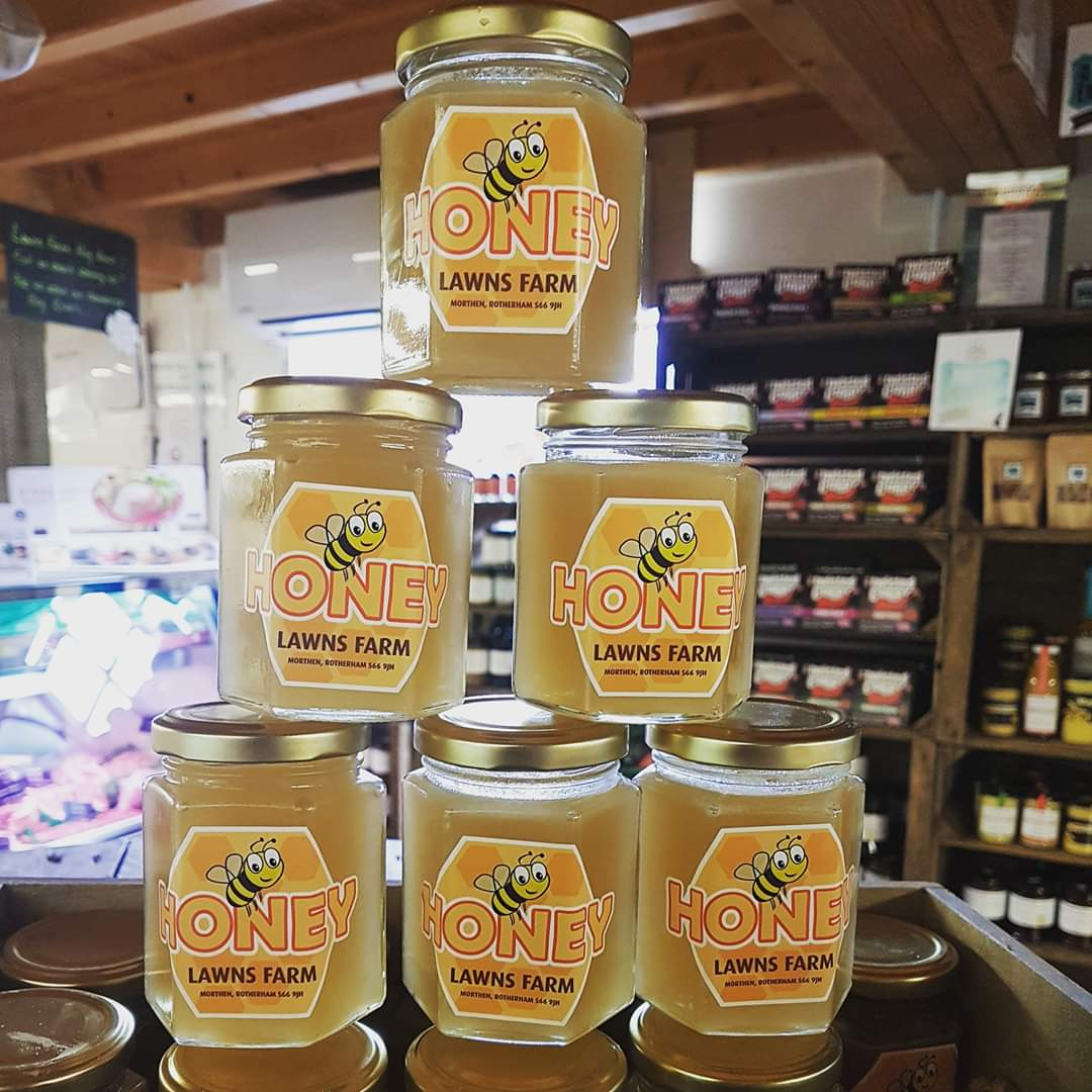 Lawns Farm Honey