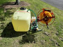 Load image into Gallery viewer, 300ltr Petrol Deck Mounted Sprayer Udor 33 Pump - 32Ltrs Per Minute