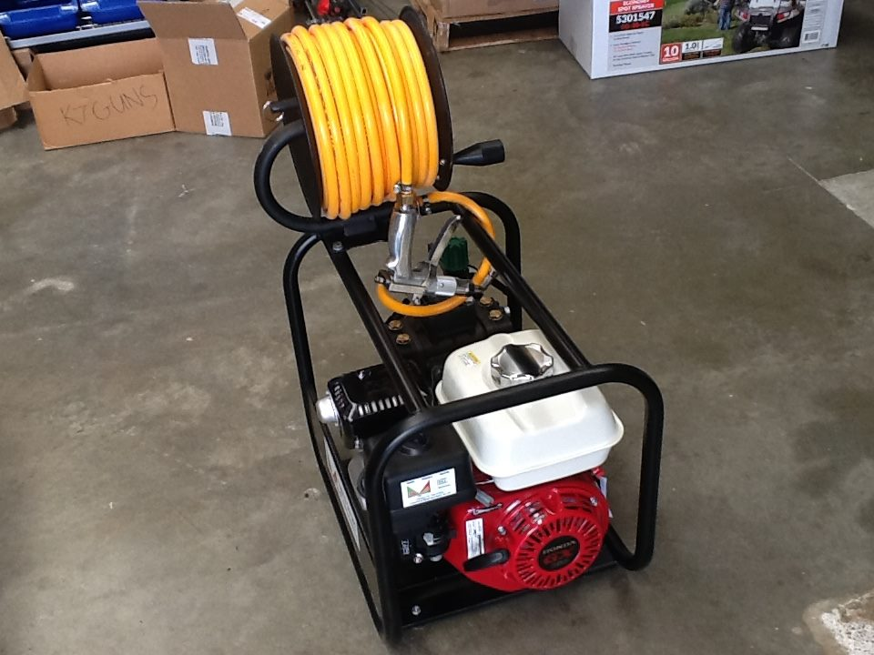 Sprayer Pump Iota 20  - 19ltrs per Minute