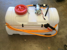 Load image into Gallery viewer, ATV Spot Sprayer with 107 PSI /6.58 LPM Shurflo Pump - 98ltr Tank