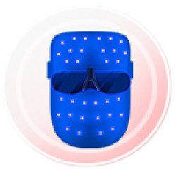 Skintecture Blue LED Light Therapy Mask