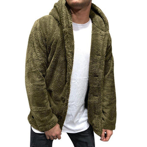 Thick & Fluffy Fleece Fur Jacket - Flexin' Swag