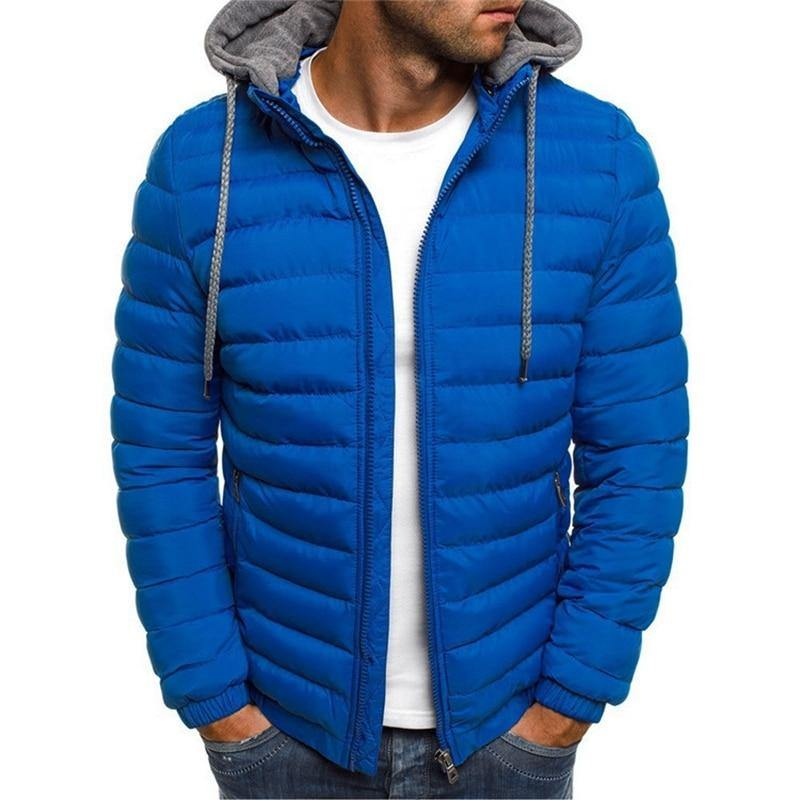 Kyle Slim Fit Winter Parka Jacket - Flexin' Swag