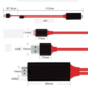 1080P No Lagging HDMI TV Cable