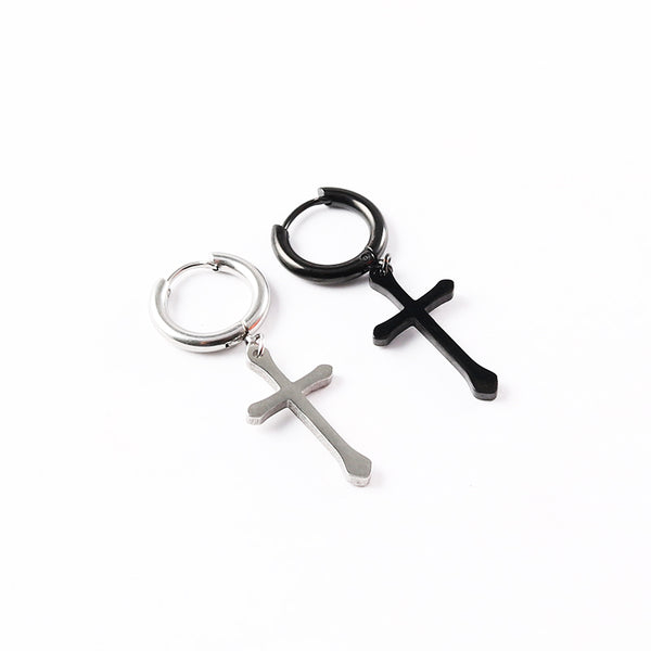 cross motif pierce KSG107