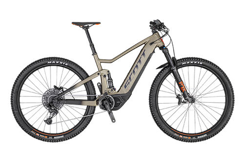 BICI Scott Spark E-Ride 910 (2020)