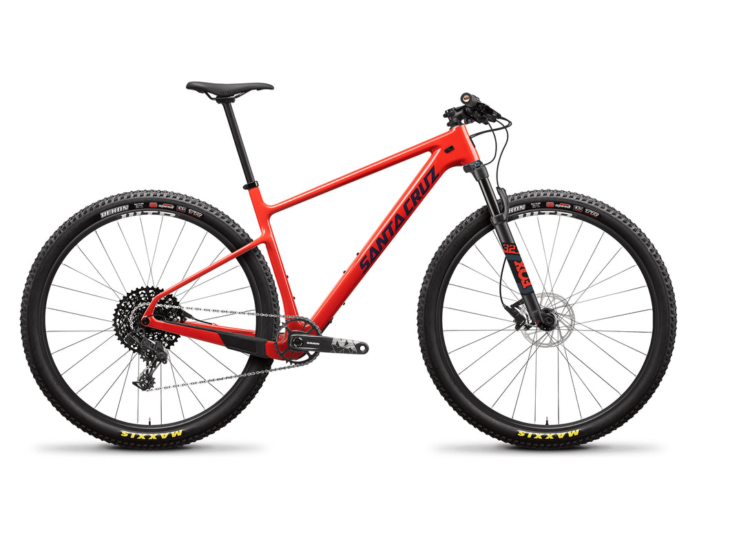 BICI Santa Cruz HIGHBALL