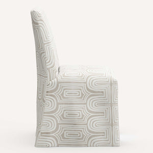 Kay Slipcover Dining Chair