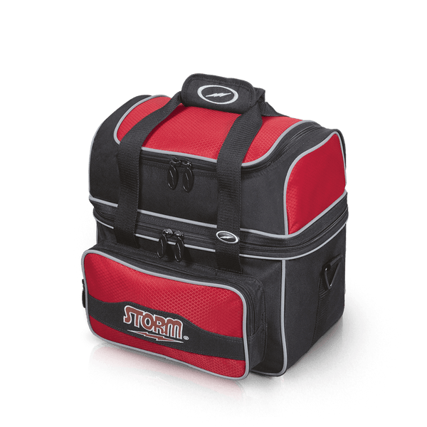 Storm 1-Ball Flip Tote Red