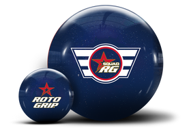 Roto Grip Squad RG Clear Poly