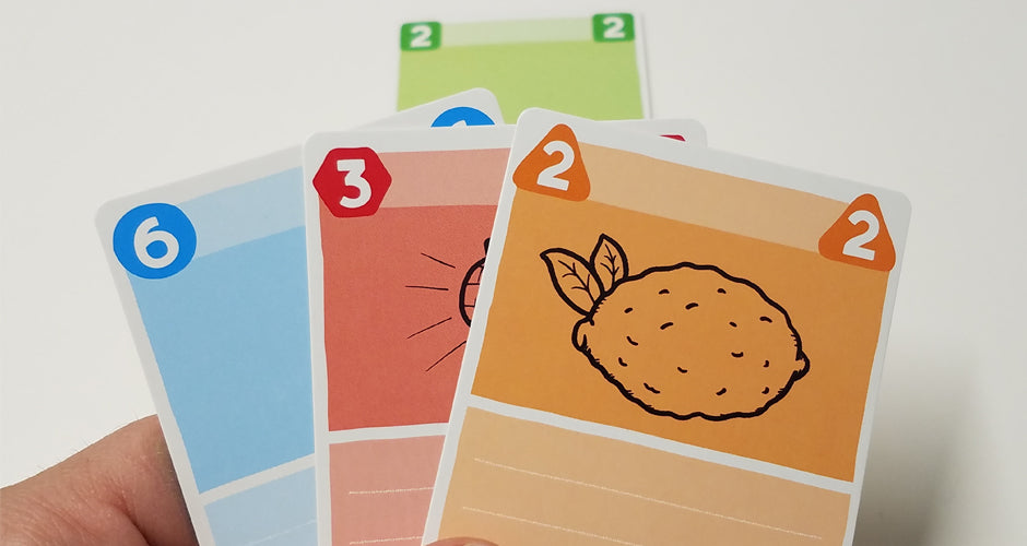 BLANK Card Game Cards
