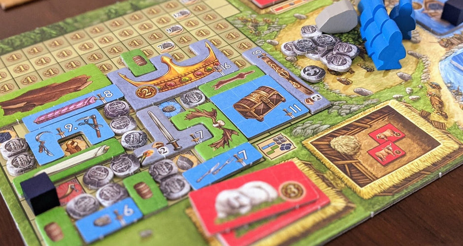 A Feast for Odin Gameplay