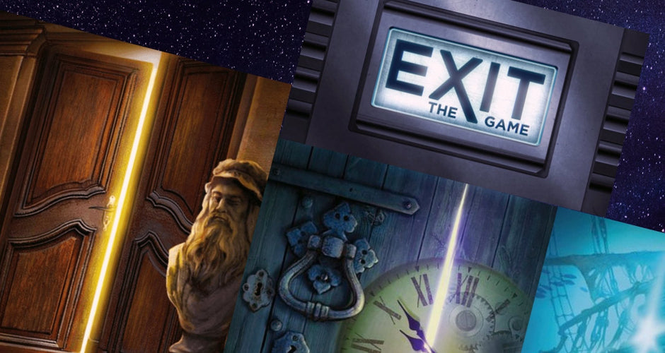 Exit: The Game Escape Room Games