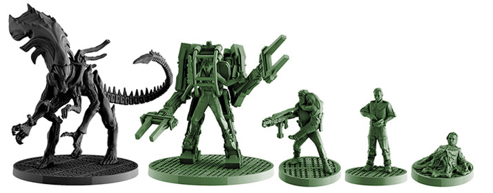 Aliens: Another Glorious Day in the Corps Miniatures