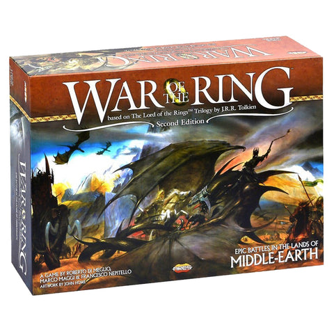 War of the Ring (Second Edition) Board Game