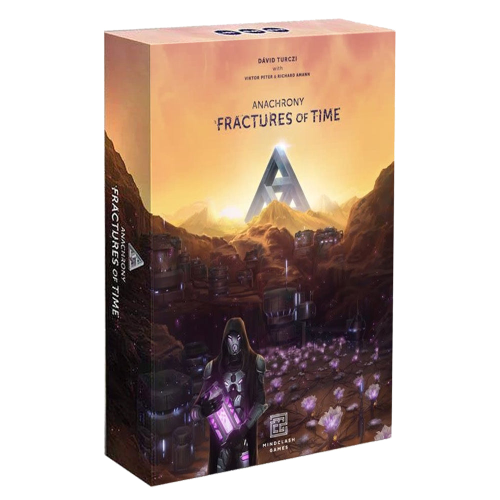 Anachrony: Fractures of Time board game