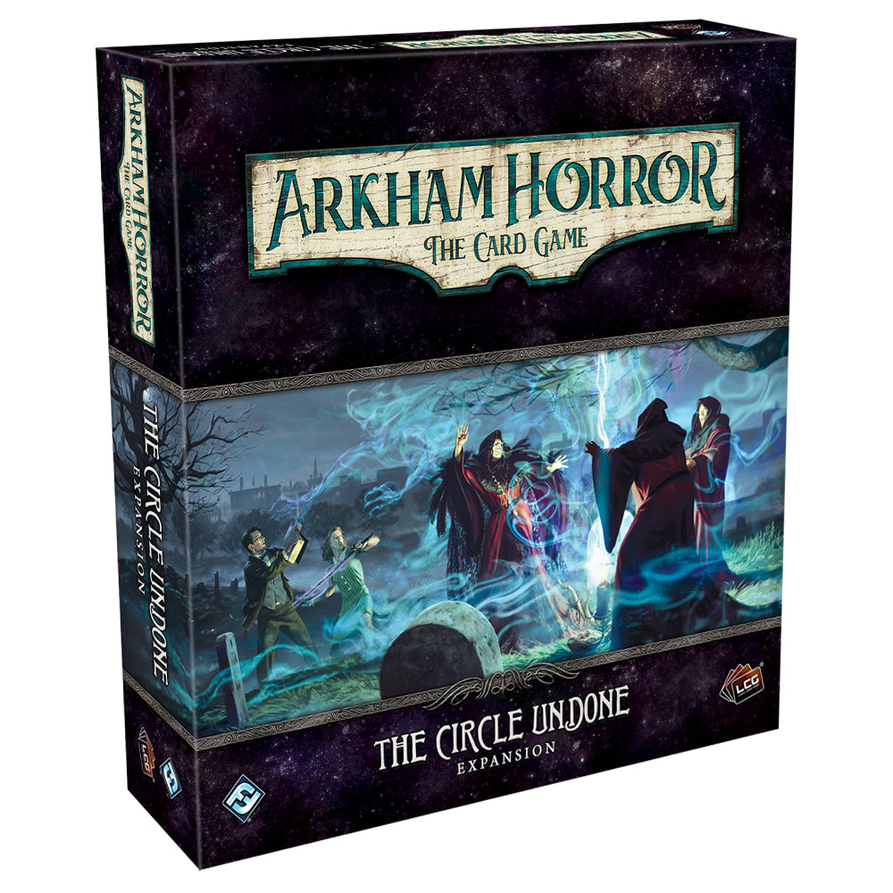Arkham Horror: The Card Game - The Circle Undone board game
