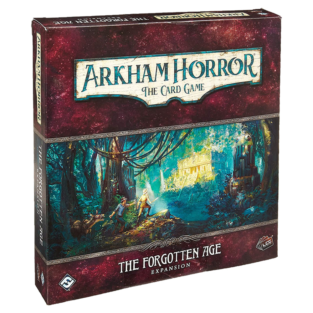 Arkham Horror: The Card Game - The Forgotten Age board game