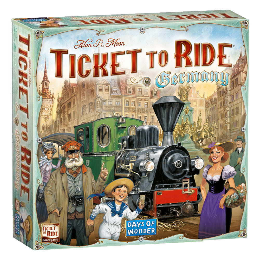 Ticket to Ride: Germany board game