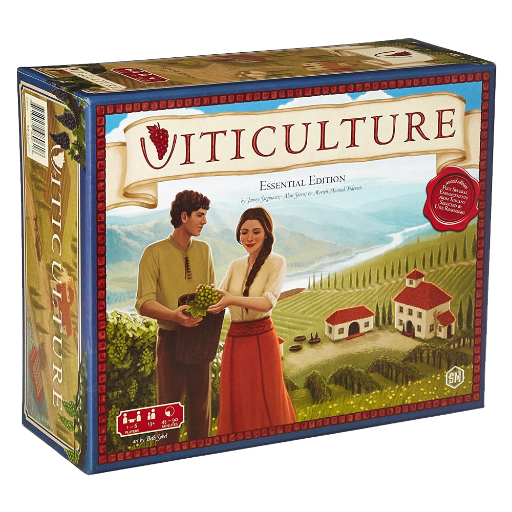Viticulture: Essential Edition board game