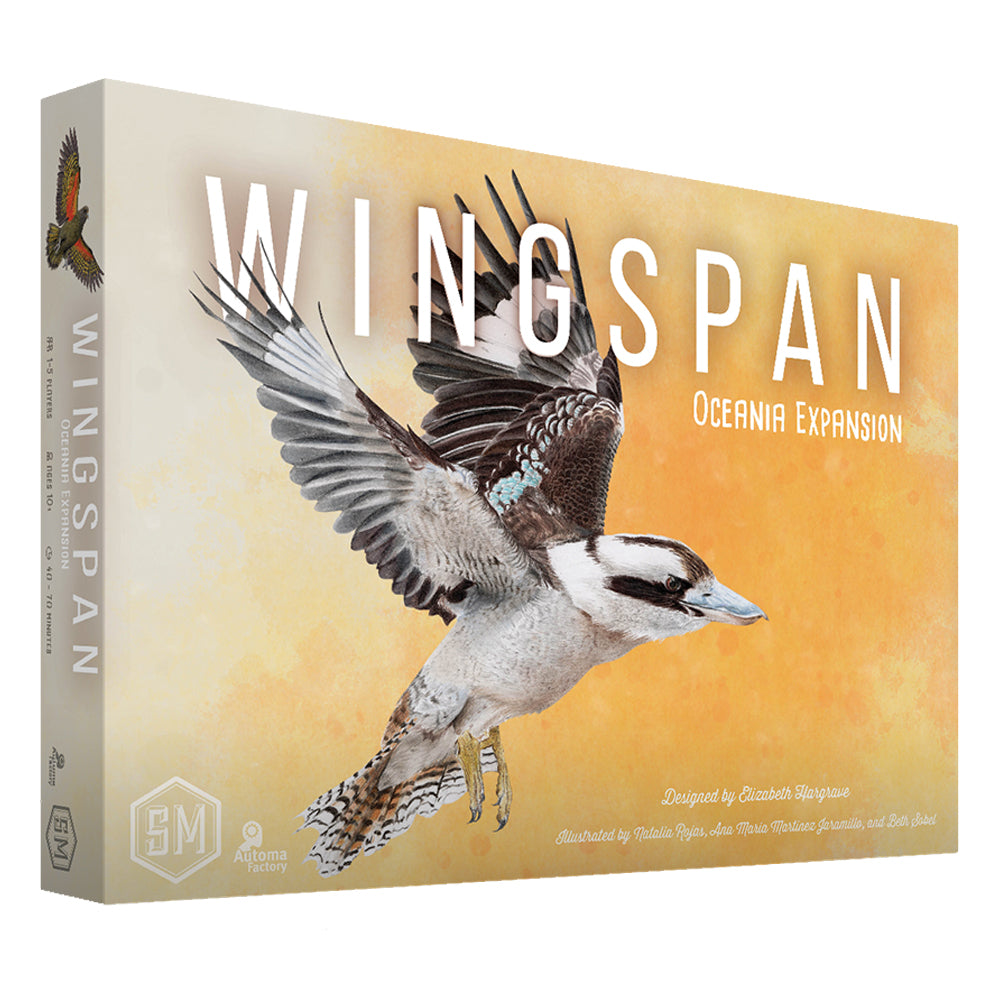 Wingspan: Oceania Expansion board game