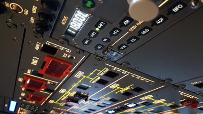 Airbus A320 Flight Simulator Experience