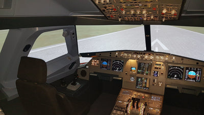 Combined Flight Simulator Experience