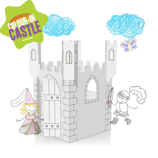 COLOUR-IN CASTLE