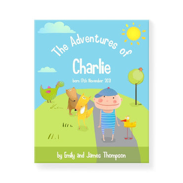 The Adventures Of ... (Personalised)