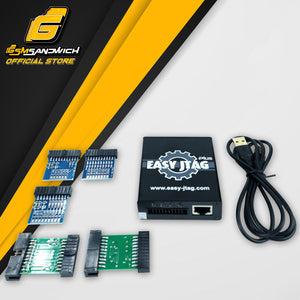 Original Newset ICFriend 3 in 1 UFS Chip Reader ( ufs bga 254 153 2 in 1 and bga95 ) and z3x Easy JTAG Plus Box
