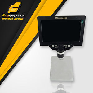 Digital Microscope with 7 inch LCD Monitor