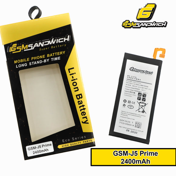GSMSANDWICH Super Battery SAMSUNG G570 J5 Prime