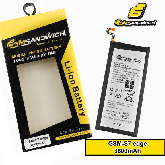 GSMSANDWICH Super Battery SAMSUNG S7 Edge
