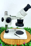Microscope with Continious Zoom