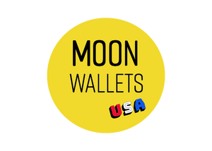 Moon Wallets are the lightest, thinnest, coolest Paper Wallets