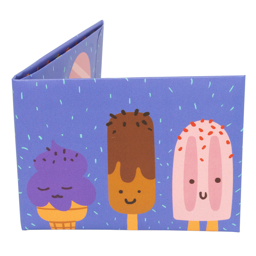 Ice Cream Mini Wallet