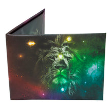Load image into Gallery viewer, Cosmic Lion Mini Wallet
