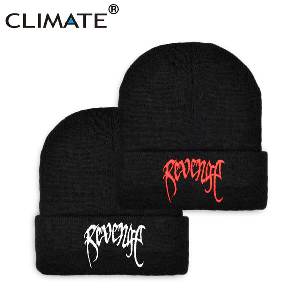 Hat Cap Warm Knit Hip Hop Beanie Hat Caps for Men - uzamakianime