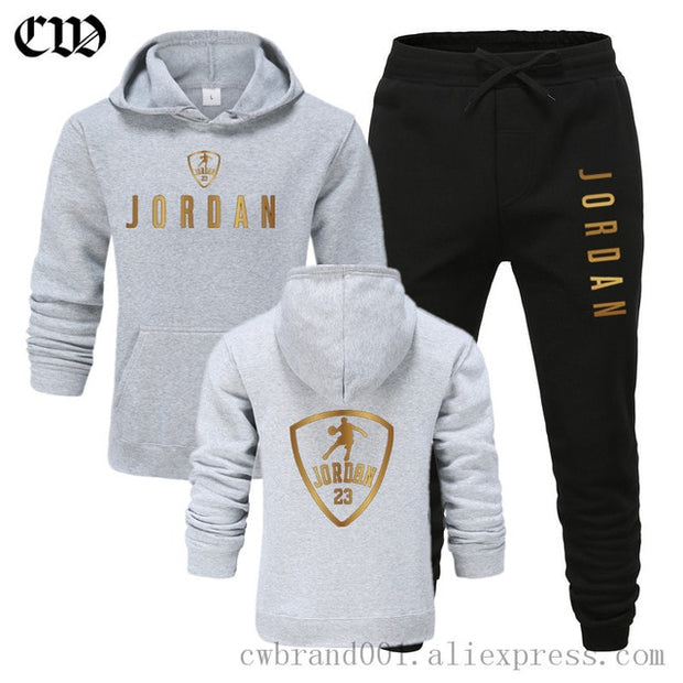 New Autumn Brand Clothing Men's Fashion Tracksuit Casual Sportsuit Men Hoodies - uzamakianime